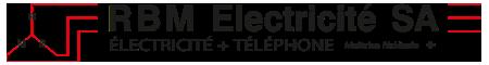 RBM Electricité SA